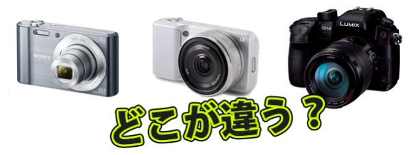 カメラ選び&購入のポイント | 初心者向けにデジカメ ...